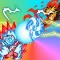 動漫大戰龍珠vs火影
