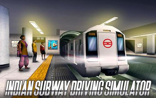 印度地鐵駕駛模擬器截圖1