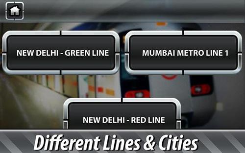 印度地鐵駕駛模擬器截圖3