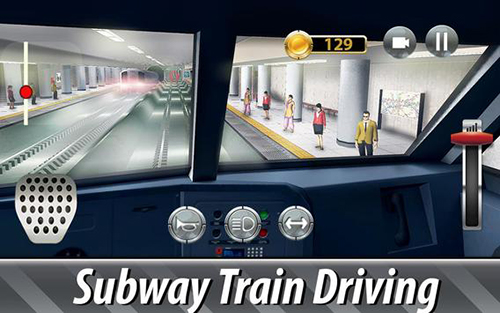 印度地鐵駕駛模擬器截圖2
