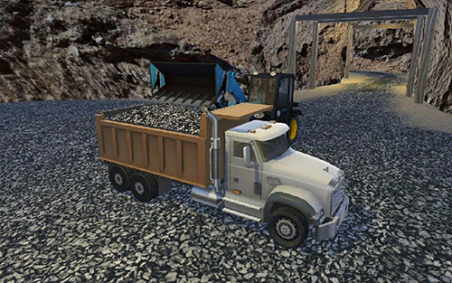 溶洞礦山建設模擬器截圖1