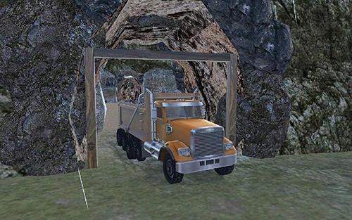 溶洞礦山建設模擬器截圖5