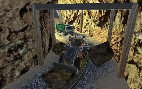溶洞礦山建設模擬器截圖4