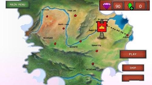 王國復仇:火柴人戰斗截圖3