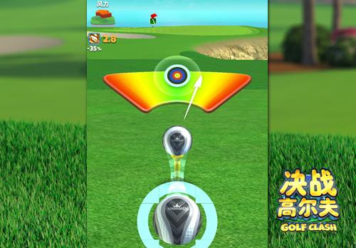 决战高尔夫盘点精准攻占果岭的技巧