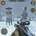 狙擊手冬日吃雞槍戰