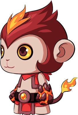 造梦无双火火猴怎样 宠物妙技进化线路一览