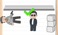 Brain Test 2史密斯探员第20关怎么过 和埃迪决斗攻略