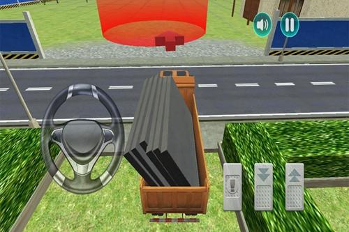 3D挖掘机建造模拟截图4