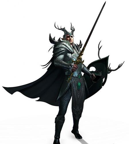 猎手之王精灵王怎么样