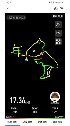 ��意跑步app截�D4