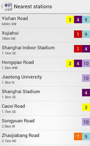 上海地铁地图2020最新版图片
