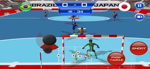 五人制足球游戏截图2