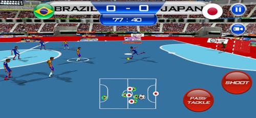 五人制足球游戏截图5