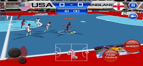 五人制足球游戏截图6