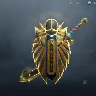 猎手之王剑盾皮肤有哪些3