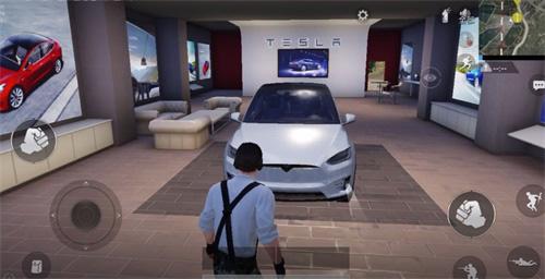 """首个""""虚拟车辆体验店"""""""