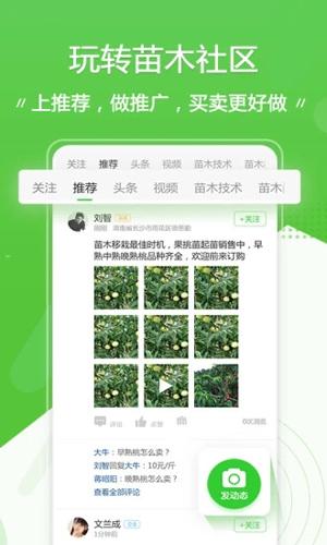 苗木通APP安卓版截圖2