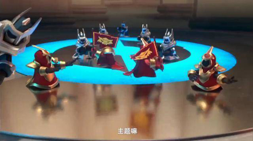 王者荣耀裴擒虎武术记忆图片2