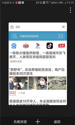 XS浏览器app截图4