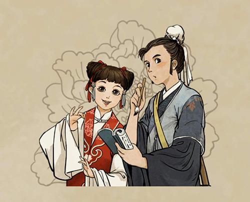 江南百景图汤显祖图片