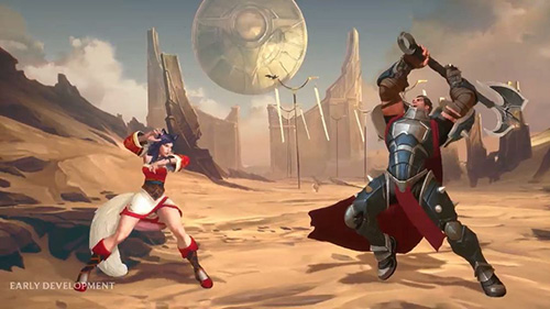 英雄联盟:格斗截图2