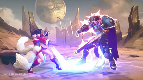 英雄联盟:格斗截图3