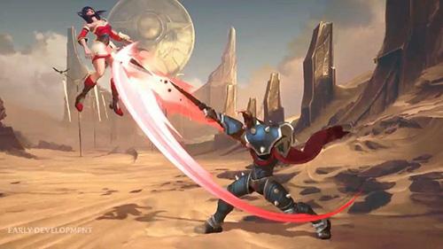 英雄联盟:格斗截图1