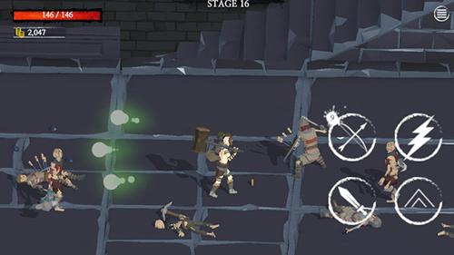 地下城入侵者游戏1