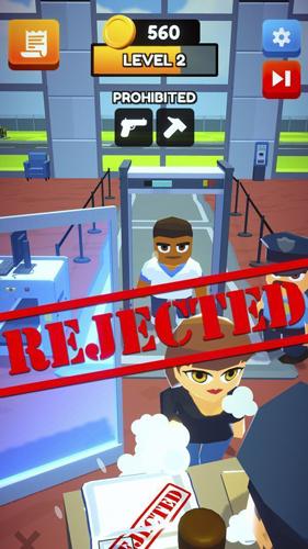 机场安检模拟器1