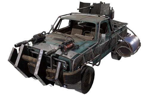 和平精英火力對決2.0新載具怎么樣3
