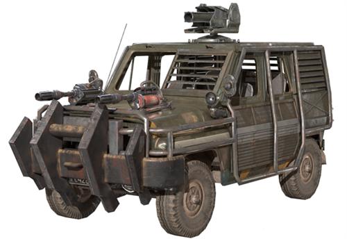 和平精英火力對決2.0新載具怎么樣4