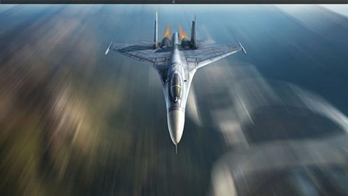 《3D航空模拟器》1