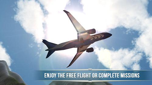 《3D航空模拟器》2