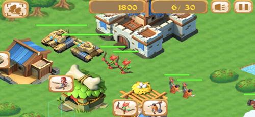 部落戰爭:守衛家園截圖2