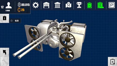 坦克维修模拟器截图3