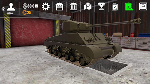 坦克修理模拟器2