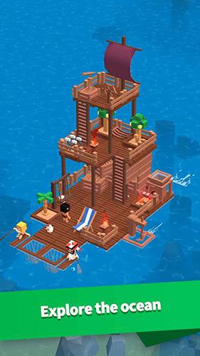 海上建造模拟