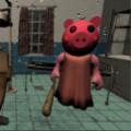 可怕的小豬逃生室