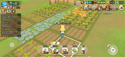 介绍如何在长假期间种植大小麦