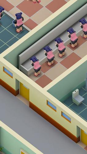 校园模拟器截图1