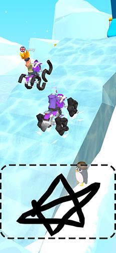 涂鴉騎士3D版截圖4