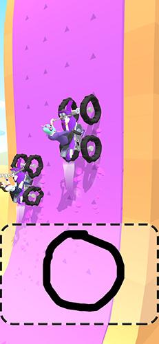 涂鴉騎士3D版截圖5