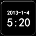 簡黑時鐘app