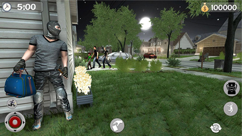 城市小偷模拟器截图2