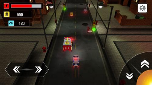警车驾驶截图3
