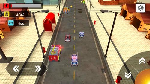 警车驾驶截图2
