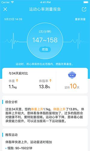 轻牛健康app截图3