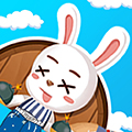 炸飞小兔兔