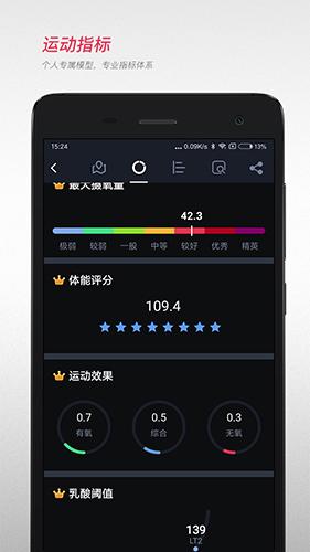 宜準跑步app截圖3
